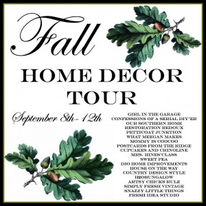 Fall Home Tours 2014