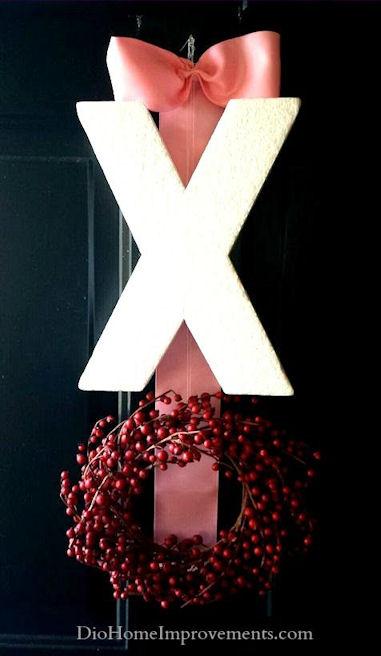 XO Valentines Wreaths