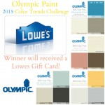 2015 Olympic Color Trends Challenge #sponsored